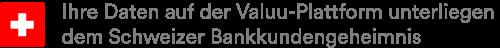 Schweizer Bankkundengeheimnis